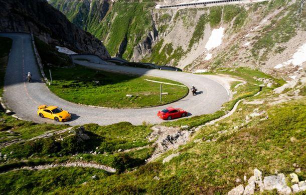 Aniversare în familia Porsche: versiunea 911 GT3 împlinește 20 de ani - Poza 6