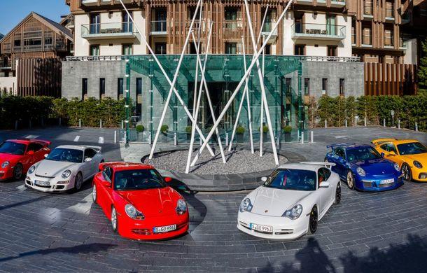Aniversare în familia Porsche: versiunea 911 GT3 împlinește 20 de ani - Poza 7