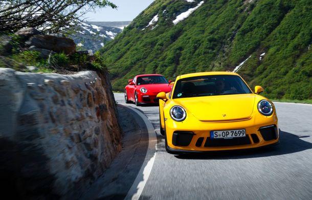 Aniversare în familia Porsche: versiunea 911 GT3 împlinește 20 de ani - Poza 3
