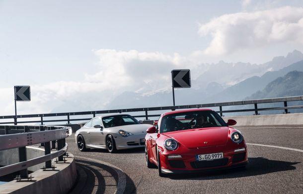 Aniversare în familia Porsche: versiunea 911 GT3 împlinește 20 de ani - Poza 5