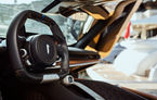 Primele imagini cu interiorul hypercar-ului Pininfarina Battista: debut public pe 16 august, la Pebble Beach