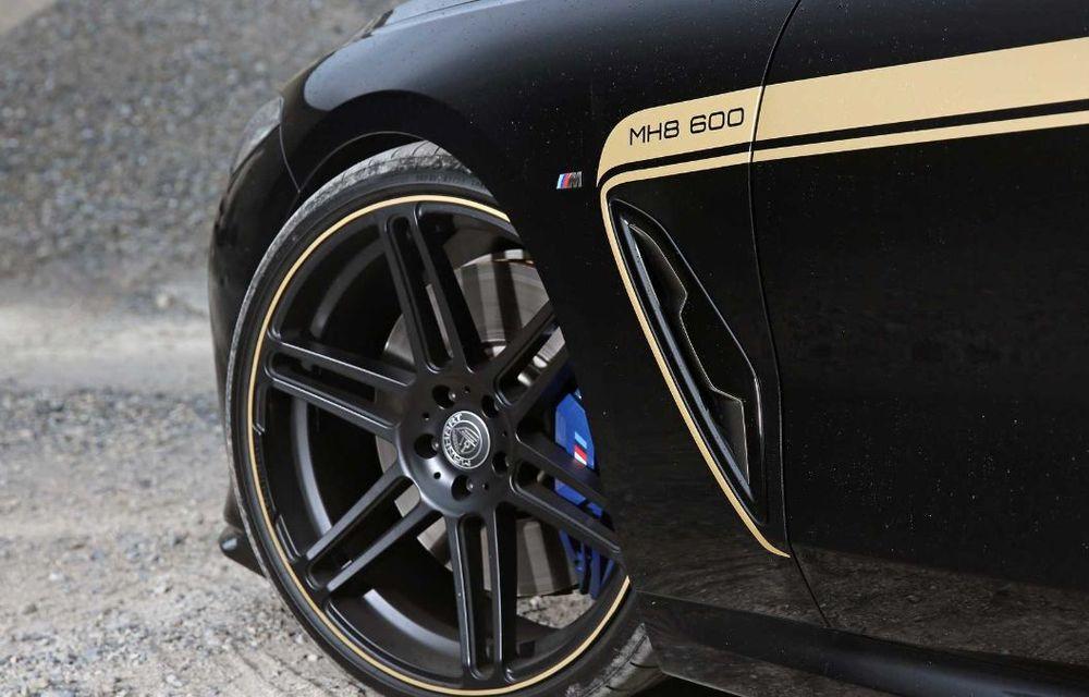 Tunerul Manhart a pregătit modificări pentru BMW Seria 8: versiunea M850i oferă acum 630 CP - Poza 6