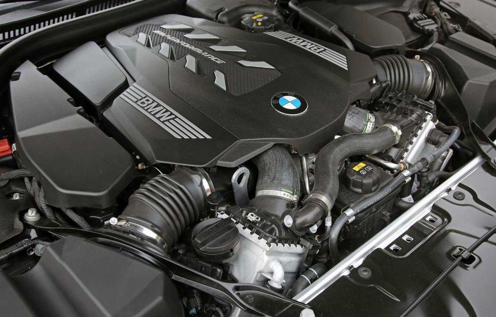 Tunerul Manhart a pregătit modificări pentru BMW Seria 8: versiunea M850i oferă acum 630 CP - Poza 12