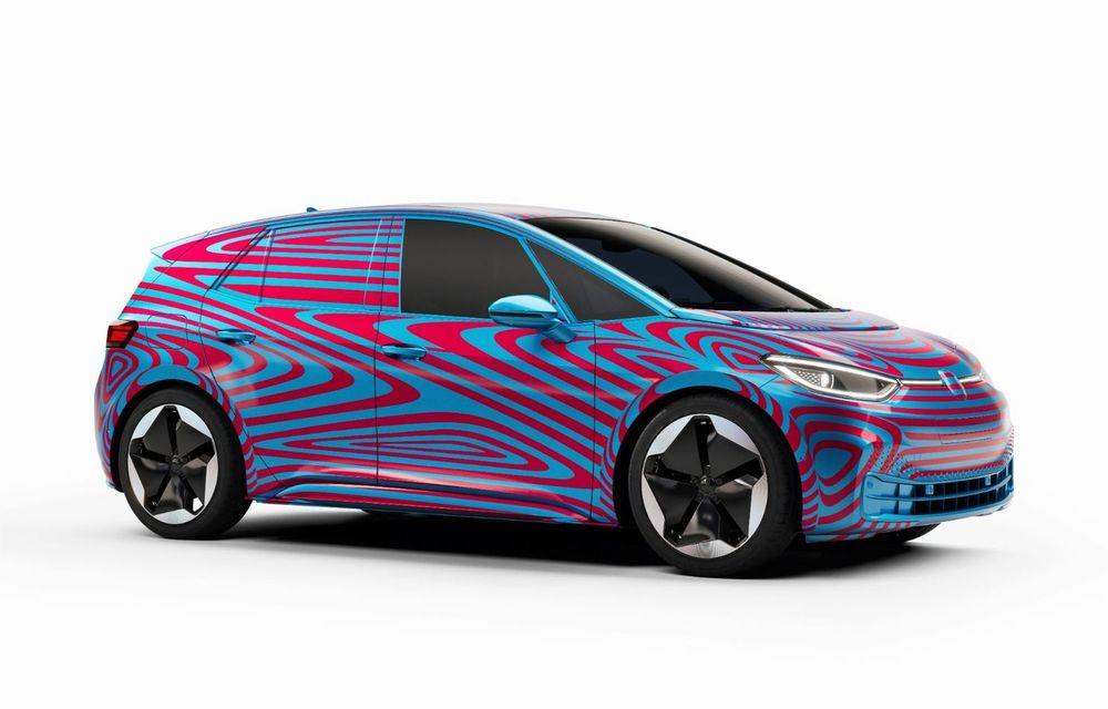 """Volkswagen anunță că evoluția mașinilor electrice se apropie de """"punctul culminant"""": """"Dacă depășești teama de ceva nou, mașina electrică este cea mai bună alegere"""" - Poza 1"""