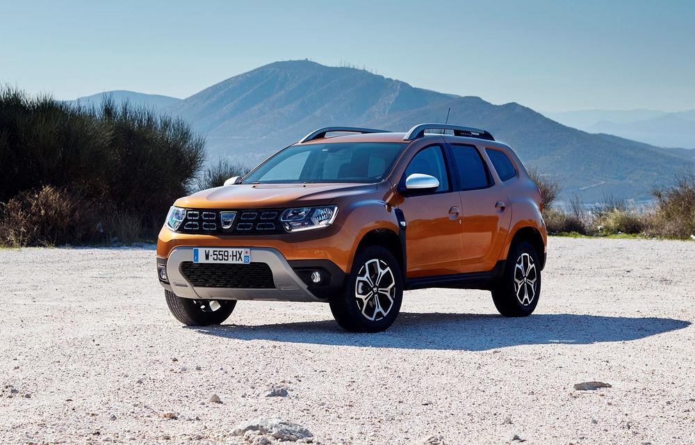 Dacia Duster este disponibil în România și cu noul motor pe benzină TCe de un litru și 100 CP: prețurile încep de la 13.550 de euro - Poza 1