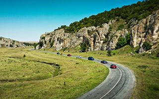 #RomanianRoads by Michelin: Cheile Dobrogei, cea mai frumoasă șosea de pe fundul mării