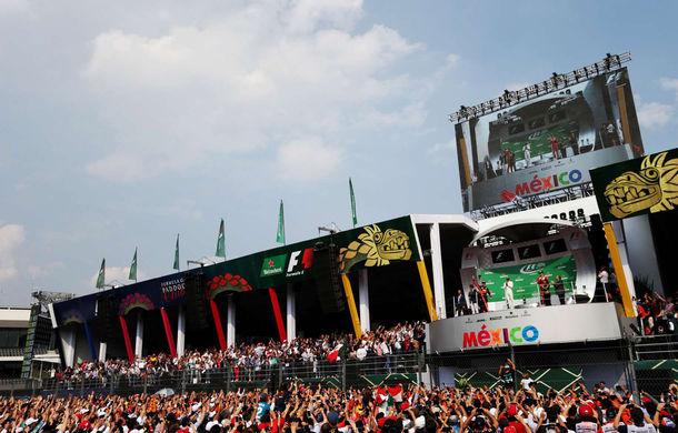 Mexic rămâne în calendarul Formulei 1 până în 2022: Spania, Italia și Germania riscă să părăsească Marele Circ - Poza 1