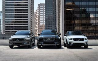 Vânzările Volvo continuă să crească: peste 7% în primele 7 luni: XC60 rămâne preferatul clienților
