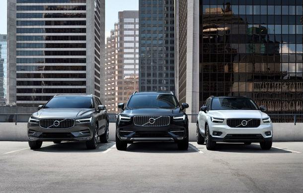 Vânzările Volvo continuă să crească: peste 7% în primele 7 luni: XC60 rămâne preferatul clienților - Poza 1