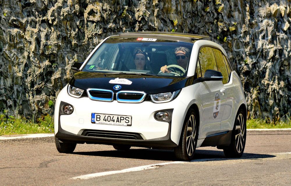 Sibiu Rally România are și în acest an o competiție dedicată mașinilor electrice: echipajele vor parcurge 360 de kilometri în perioada 15-17 august - Poza 1