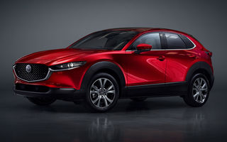 Prețuri Mazda CX-30 în România: cel mai nou SUV al mărcii pleacă de la 21.200 de euro