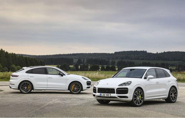 Porsche lansează cel mai puternic Cayenne din istorie: Cayenne Turbo S E-Hybrid dezvoltă 680 de cai putere și 900 Nm: 0-100 km/h în 3.6 secunde - Poza 1