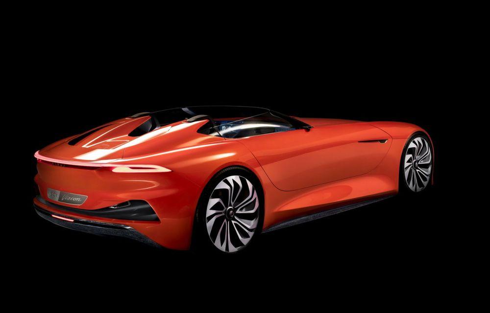 Karma prezintă conceptul electric SC1 Vision: prototipul nu va intra în producție - Poza 2