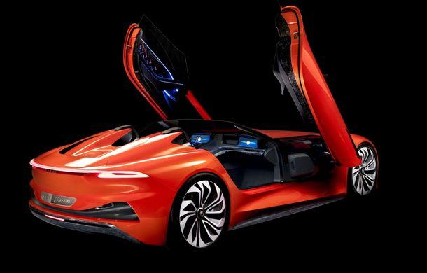 Karma prezintă conceptul electric SC1 Vision: prototipul nu va intra în producție - Poza 3