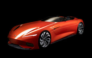 Karma prezintă conceptul electric SC1 Vision: prototipul nu va intra în producție