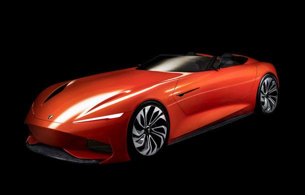Karma prezintă conceptul electric SC1 Vision: prototipul nu va intra în producție - Poza 1
