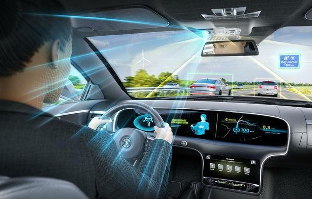 Continental a lansat un nou sistem de camere video pentru condusul autonom: sistemul monitorizează atât comportamentul șoferului, cât și traficul din jurul mașinii - Poza 1