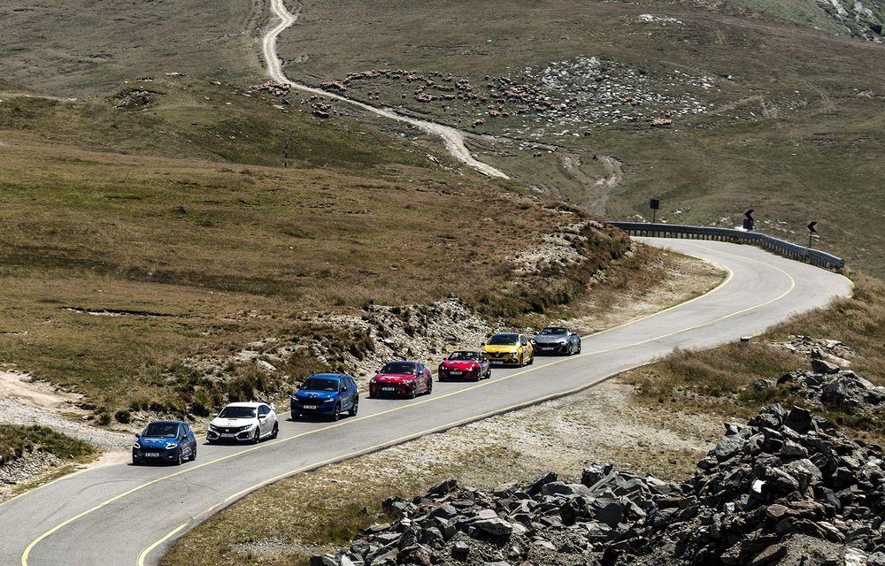 #RomanianRoads by Michelin: Transalpina, drumul dintre nori - Poza 163