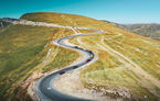 #RomanianRoads by Michelin: Transalpina, drumul dintre nori