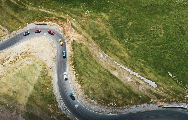 #RomanianRoads by Michelin: Transalpina, drumul dintre nori - Poza 42