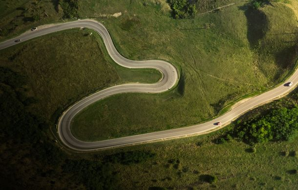 #RomanianRoads by Michelin: Transalpina, drumul dintre nori - Poza 12