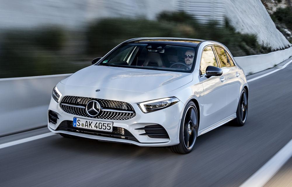 Vânzări premium în luna iulie: Mercedes-Benz crește puternic și se distanțează de BMW și Audi - Poza 1