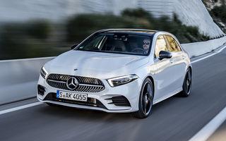 Vânzări premium în luna iulie: Mercedes-Benz crește puternic și se distanțează de BMW și Audi