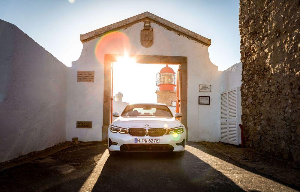 BMW lansează versiunea plug-in hybrid pentru Seria 3: 330e Sedan are autonomie de 66 de kilometri și noul sistem XtraBoost de 40 CP - Poza 4