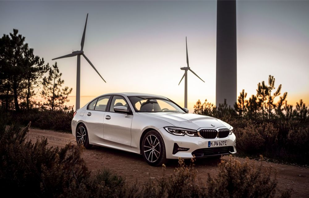BMW lansează versiunea plug-in hybrid pentru Seria 3: 330e Sedan are autonomie de 66 de kilometri și noul sistem XtraBoost de 40 CP - Poza 9