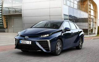 """Bosch: """"În 10 ani, 20% dintre mașinile electrice vor fi propulsate de pile de combustibil"""""""