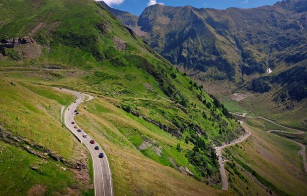 #RomanianRoads by Michelin: Transfăgărășan, cea mai frumoasă șosea din lume și regina balului - Poza 98