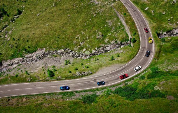 #RomanianRoads by Michelin: Transfăgărășan, cea mai frumoasă șosea din lume și regina balului - Poza 55