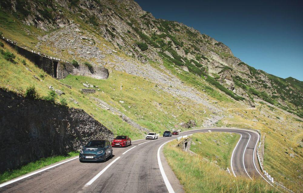 #RomanianRoads by Michelin: Transfăgărășan, cea mai frumoasă șosea din lume și regina balului - Poza 84