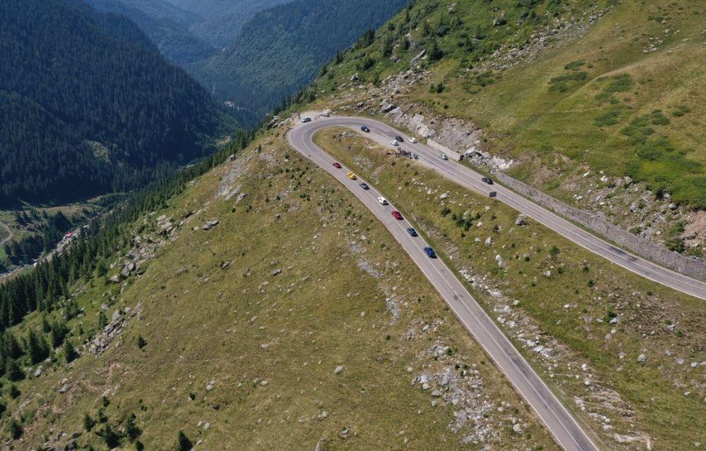 #RomanianRoads by Michelin: Transfăgărășan, cea mai frumoasă șosea din lume și regina balului - Poza 50