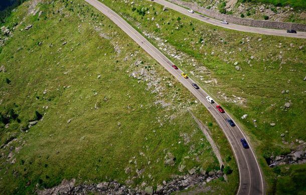 #RomanianRoads by Michelin: Transfăgărășan, cea mai frumoasă șosea din lume și regina balului - Poza 92