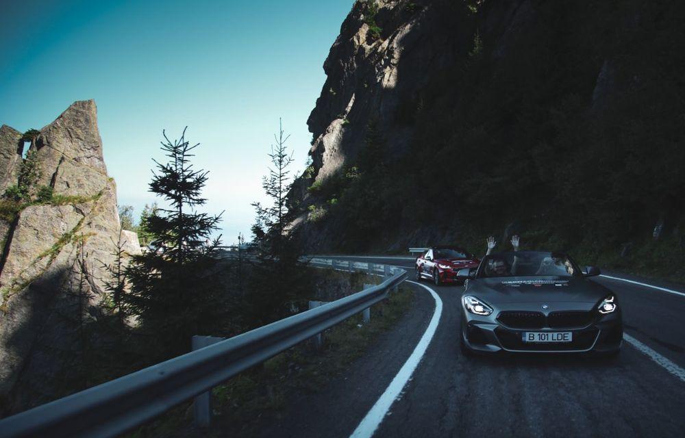 #RomanianRoads by Michelin: Transfăgărășan, cea mai frumoasă șosea din lume și regina balului - Poza 30
