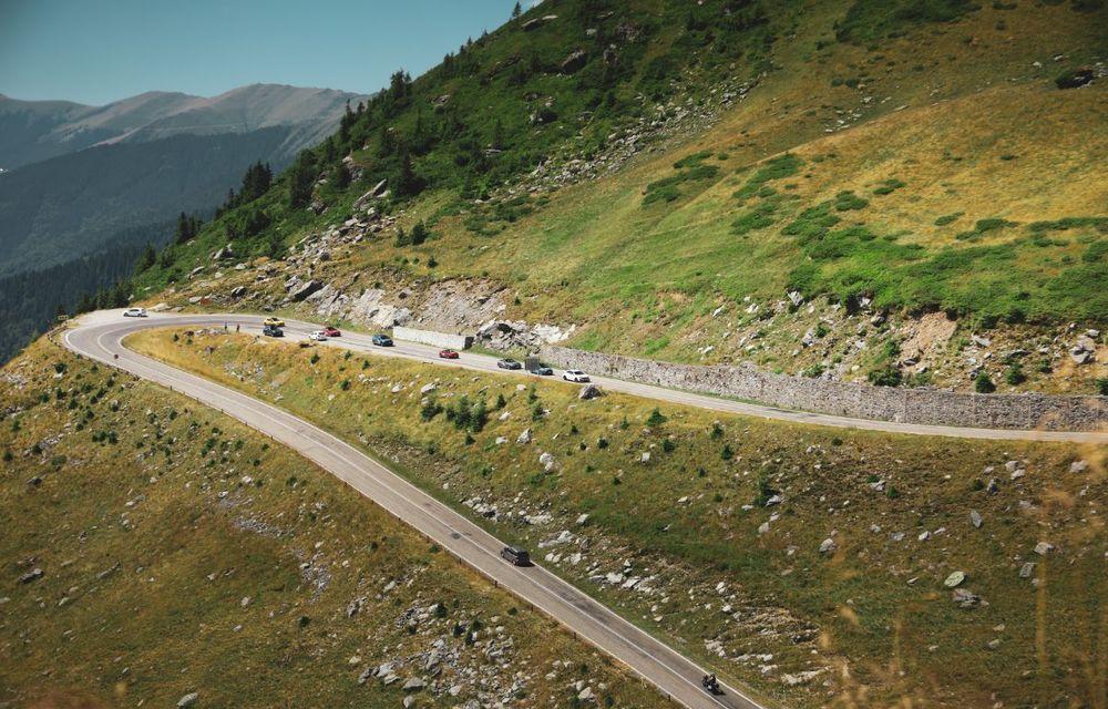 #RomanianRoads by Michelin: Transfăgărășan, cea mai frumoasă șosea din lume și regina balului - Poza 91