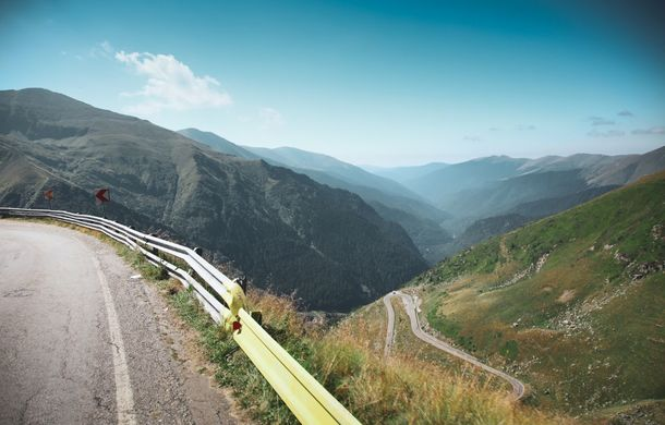 #RomanianRoads by Michelin: Transfăgărășan, cea mai frumoasă șosea din lume și regina balului - Poza 53