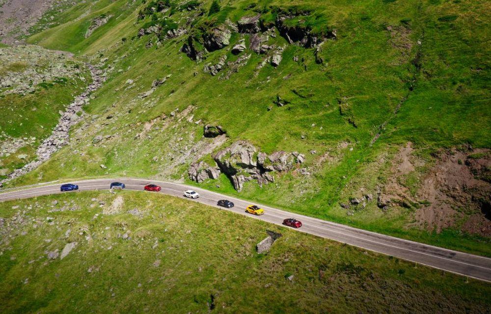 #RomanianRoads by Michelin: Transfăgărășan, cea mai frumoasă șosea din lume și regina balului - Poza 83