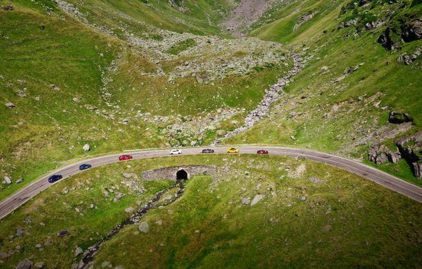 #RomanianRoads by Michelin: Transfăgărășan, cea mai frumoasă șosea din lume și regina balului - Poza 52