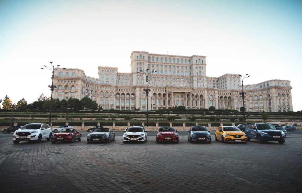 #RomanianRoads by Michelin: Transfăgărășan, cea mai frumoasă șosea din lume și regina balului - Poza 129