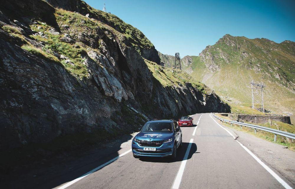 #RomanianRoads by Michelin: Transfăgărășan, cea mai frumoasă șosea din lume și regina balului - Poza 59