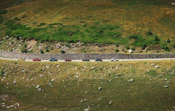 #RomanianRoads by Michelin: Transfăgărășan, cea mai frumoasă șosea din lume și regina balului - Poza 90