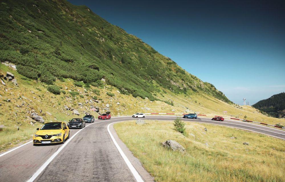 #RomanianRoads by Michelin: Transfăgărășan, cea mai frumoasă șosea din lume și regina balului - Poza 97