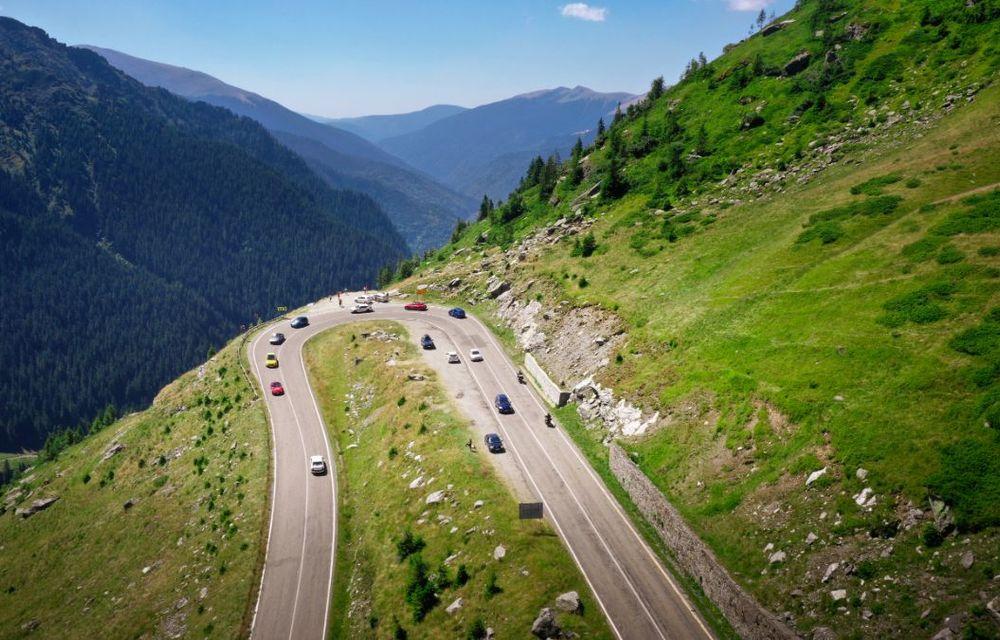 #RomanianRoads by Michelin: Transfăgărășan, cea mai frumoasă șosea din lume și regina balului - Poza 37