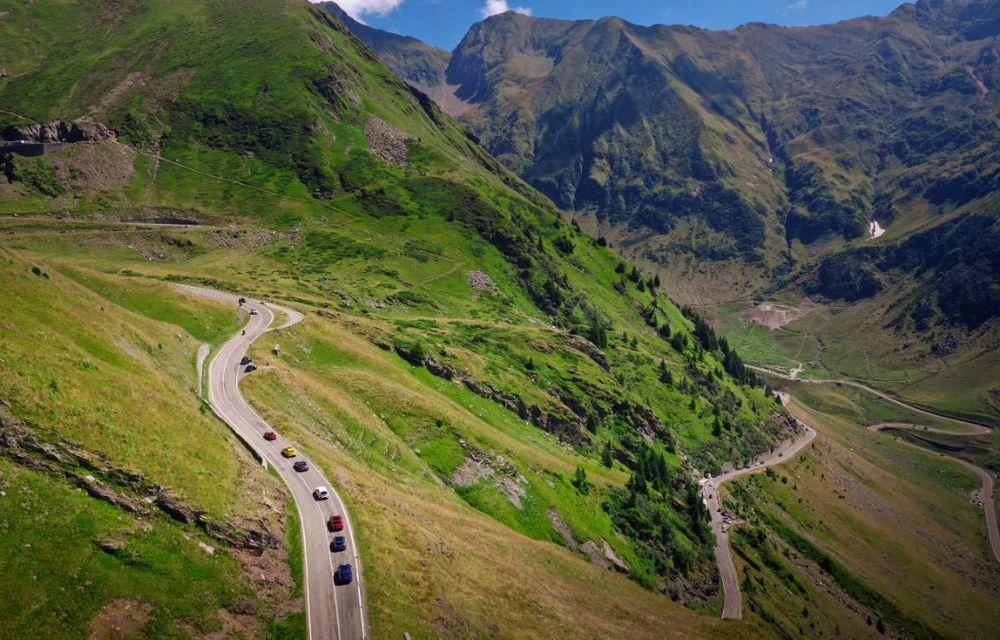 #RomanianRoads by Michelin: Transfăgărășan, cea mai frumoasă șosea din lume și regina balului - Poza 5