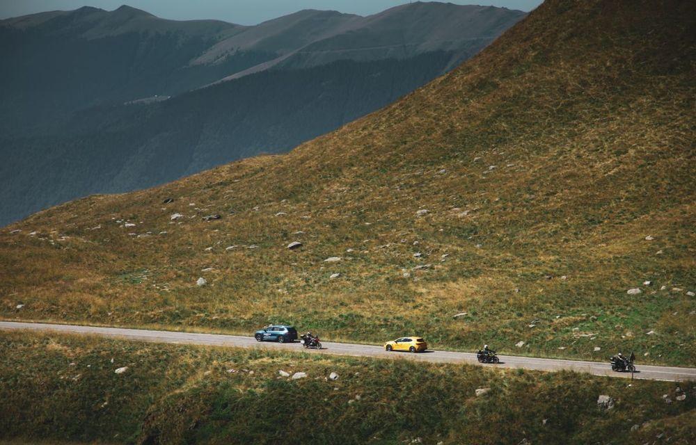 #RomanianRoads by Michelin: Transfăgărășan, cea mai frumoasă șosea din lume și regina balului - Poza 34
