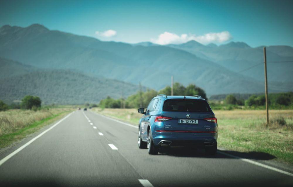 #RomanianRoads by Michelin: Transfăgărășan, cea mai frumoasă șosea din lume și regina balului - Poza 77