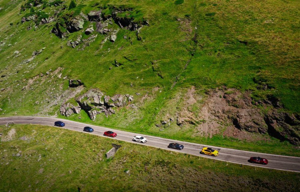 #RomanianRoads by Michelin: Transfăgărășan, cea mai frumoasă șosea din lume și regina balului - Poza 54