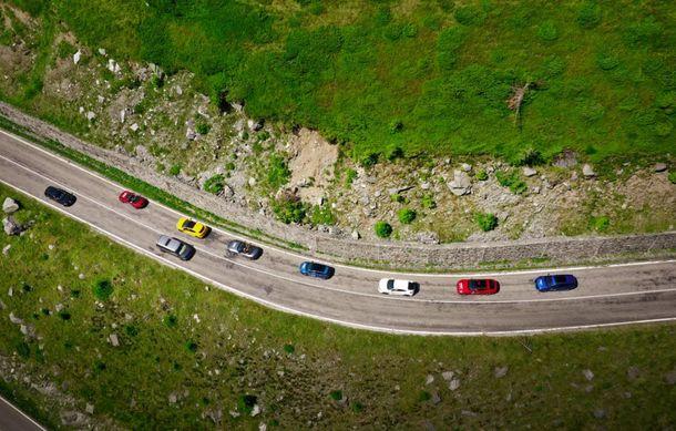 #RomanianRoads by Michelin: Transfăgărășan, cea mai frumoasă șosea din lume și regina balului - Poza 2
